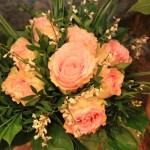 rosa Rosenbukett (Esperanza)